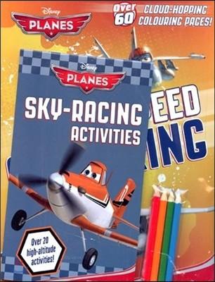 Disney Planes Jumbo Activity Pack