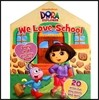 Dora The Explorer We Love School