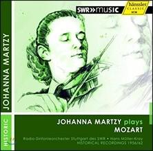 Johanna Martzy ������Ʈ: ���̿ø� ���ְ� 3��, 4�� (Mozart: Violin Concertos KV21, KV218)