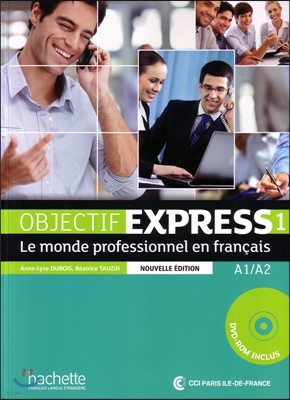 Objectif Express 1 (+ CD)