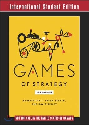 Games of Strategy, 4/E