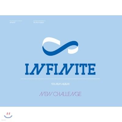 ���Ǵ�Ʈ (Infinite) - 4th �̴Ͼٹ� : New Challenge