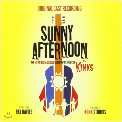Sunny Afternoon (Based On The Music Of The Kinks) (뮤지컬 써니 애프터눈 오리지널 캐스트) OST