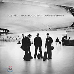 U2 - All That You Can't Leave Behind