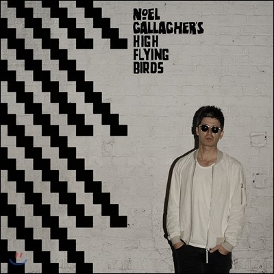 Noel Gallagher's High Flying Birds - Chasing Yesterday [Deluxe Edition] 노엘 갤러거 하이 플라잉 버드 2집