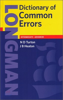 Longman Dictionary of Common Errors