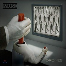 Muse - Drones (CD+DVD �𷰽� ����Ʈ�� ������) (���� �� �ٹ� ���� 7��)
