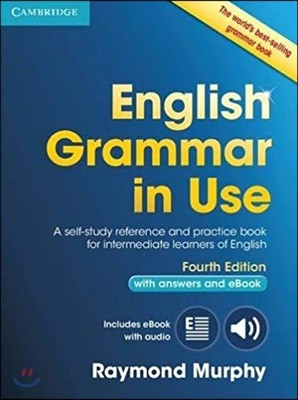 English Grammar in Use Book with Answers and eBook, 4/E