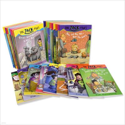 [영어원서] Zack files(잭파일) 챕터북 Series 1권~30권 세트(Paperback)