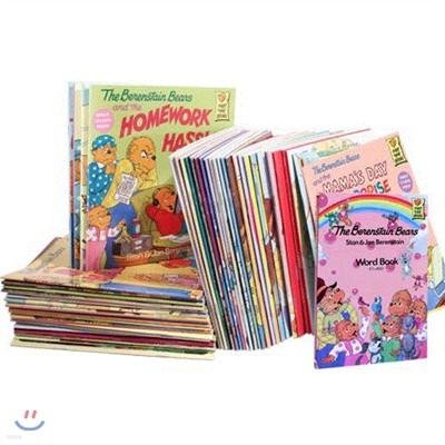 Berenstain Bears 60종 Package 세트 (CD 미포함)