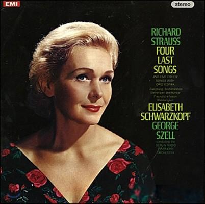 Elisabeth Schwarzkopf R.슈트라우스: 4개의 마지막 노래 (R.Strauss: Four Last Songs)