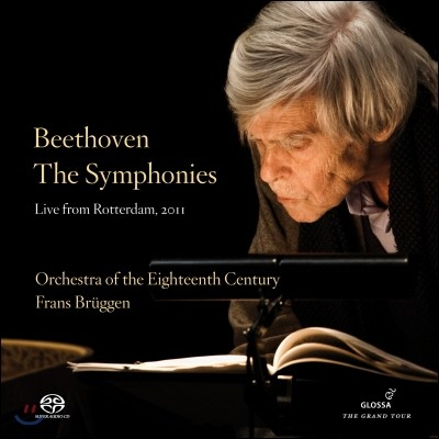 Frans Bruggen 베토벤: 교향곡 전곡 (Beethoven: Symphonies Nos.1-9 Complete)