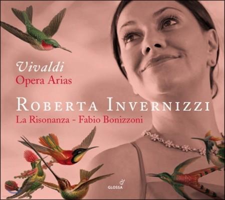 Roberta Invernizzi 비발디: 오페라 아리아집 - 로베르타 인베르니치 (Vivaldi: Opera Arias - Tito Manlio, Ottone in villa Etc.)