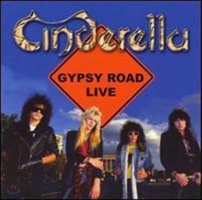 Cinderella / Gypsy Road: Live (수입/미개봉)