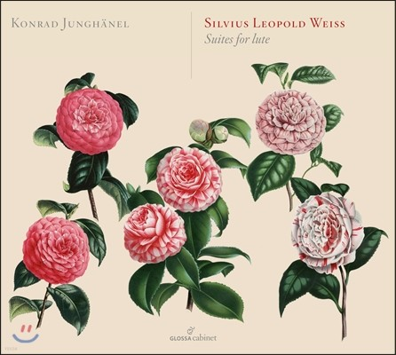 Konrad Junghanel 바이스: 류트 모음곡 (Weiss: Suites for Lute)