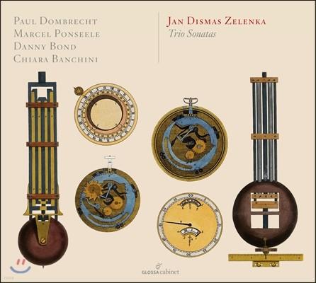 Paul Dombrecht 젤렌카: 삼중 소나타 (Zelenka: Trio Sonatas)