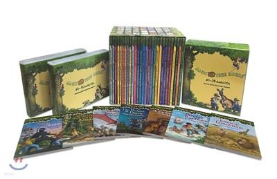 Magic Tree House Set #1~28 직수입도서 (오디오 28종, 단어장 증정)