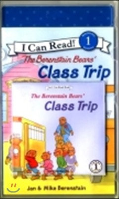 [I Can Read] Level 1-51 : Berenstain Bears' Class Trip