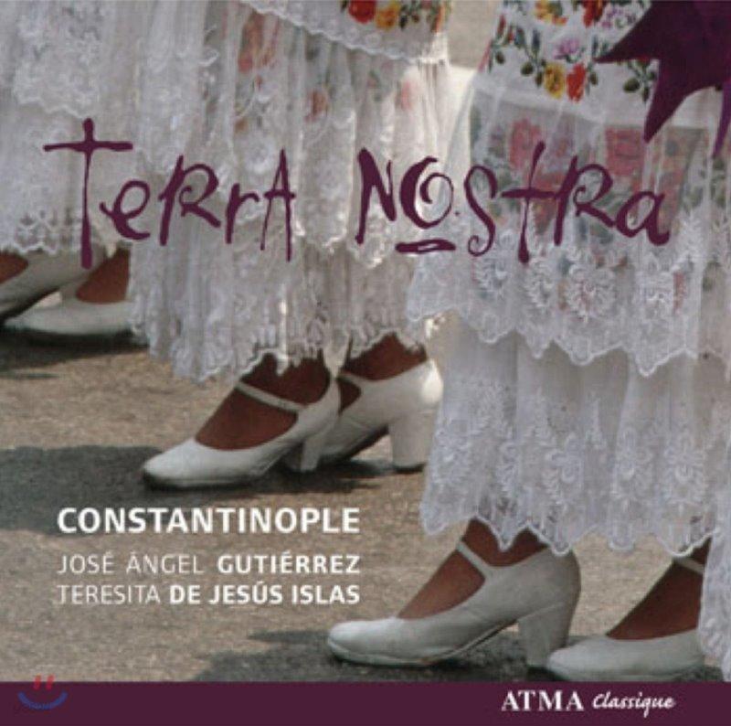 Constantinople 신세계 - 바로크 시대 멕시코만 음악 (Terra Nostra)