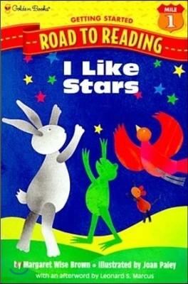 Step Into Reading 1 : I Like Stars