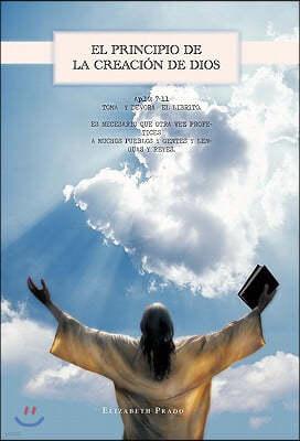 El Principio De La Creacion De Dios