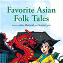 컴퍼스 클래식 리더스 영어동화 - Favorite Asian Folk Tales