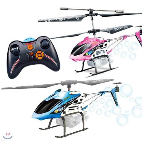[박스스크래치 RC헬기] 헬리버블 S107P (색상랜덤)