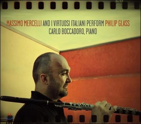 Massimo Mercelli 필립 글래스: 플루트를 위한 음악 (Philip Glass: Flute Music)