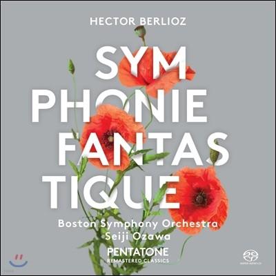Seiji Ozawa 베를리오즈: 환상 교향곡 (Berlioz: Symphonie fantastique, Op. 14)