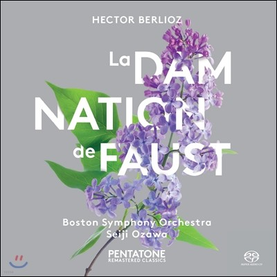 Seiji Ozawa 베를리오즈: 파우스트의 겁벌 (Berlioz: La Damnation de Faust, Op. 24)
