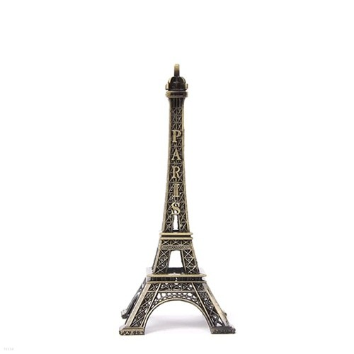 PARIS LA TOUR EIFFEL 엔틱 파리 에펠탑 22cm