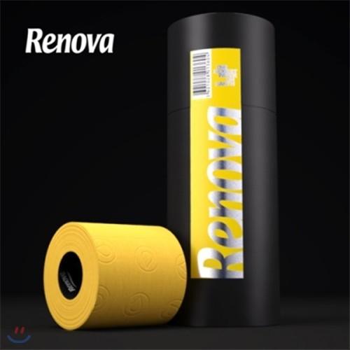 [Renova] 레노바 3roll Gift Pack - Yellow