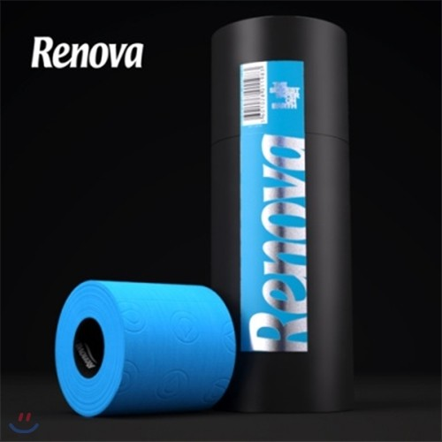 [Renova] 레노바 3roll Gift Pack - Blue
