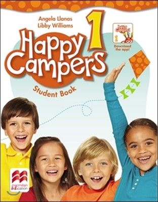 Happy Campers 1: Student Book language lodge