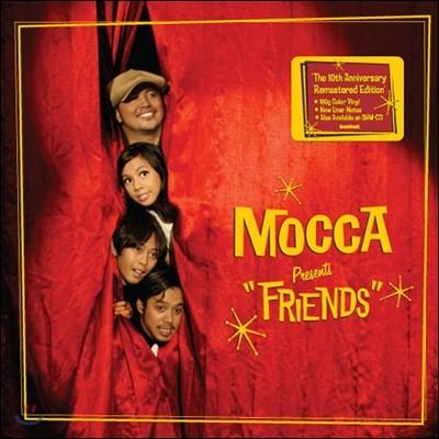 Mocca - Friends 모카 대표작 발매 10주년 기념반 [옐로우 컬러 LP]