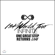 ���Ǵ�Ʈ (Infinite) - One Great Step Returns : ù ��° ���̺� �ٹ�
