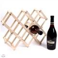 접이식 우드 와인 거치대 -8홀 와인랙 [0162761425]