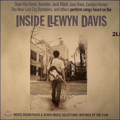 인사이드 르윈 영화음악과 관련 음악 (Songs Heard On `Inside Llewyn Davis` & Other Music Selections Inspired By The Film) [2 LP]