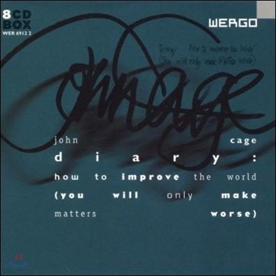 John Cage 존 케이지: 다이어리 - 세상을 개선하는 방법 (John Make: Diary - How To Improve The World)