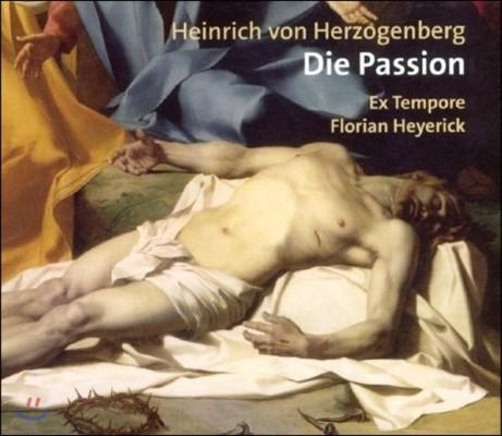 Ex Tempore 헤어초겐베르크: 수난곡 (Herzogenberg: Die Passion)