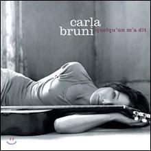 Carla Bruni - Quelqu'un M'a Dit 카를라 브루니 데뷔 앨범