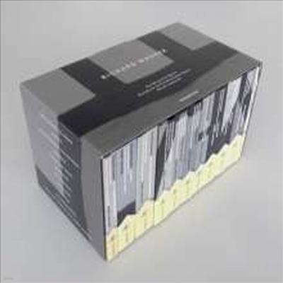 바그너: 오페라 전집 (Wagner: The Complete Operas) (32SACD Hybrid Boxset) - Marek Janowski