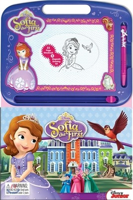 Learning series : Disney Sofia the first