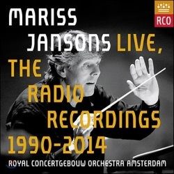 Mariss Jansons ������ ��ս� ���� ���̺� ���ڵ� (the Radio Recordings 1990-2014)