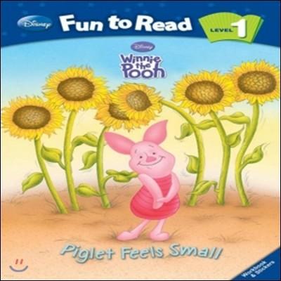 Disney Fun to Read 1-05 Piglet Feels Small