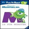 Disney Fun to Read 1-18 M Is for Monster