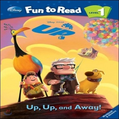 Disney Fun to Read 1-19 Up, Up, and Away!