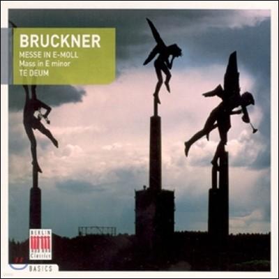 Heinz Rogner 브루크너: 미사 E단조, 테 데움 (Bruckner: Mass in E Minor 1882 ver., Te Deum 1884)