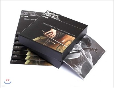 Esther Nyffenegger 첼로의 보석들: 19세기 낭만파 첼로 음악 명곡집 - 에스터 니페네거