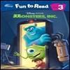 Disney Fun to Read 3-10 Monsters, Inc.